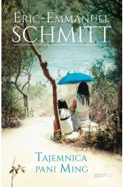 Tajemnica pani Ming - Eric-Emmanuel Schmitt