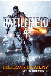 Battlefield 4: Odliczanie do wojny - Peter Grimsdale