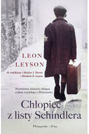 Chłopiec z listy Schindlera - Leon Leyson
