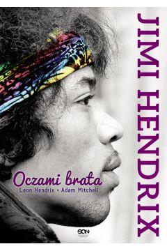 Jimi Hendrix Oczami brata - Leon Hendrix, Adam Mitchell