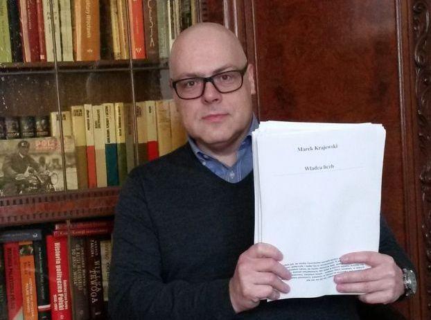 Marek Krajewski napisał nową powieść!
