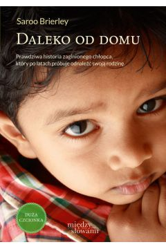 Daleko od domu - Saroo Brierley